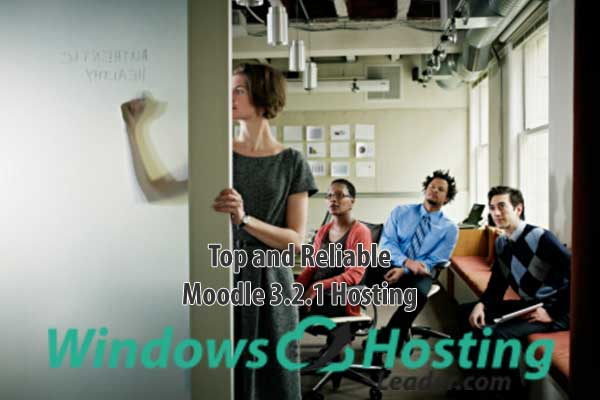 Top and Reliable Moodle 3.2.1 Hosting
