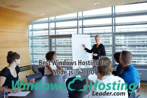 Best Windows Hosting for Node.js® v7.3.0