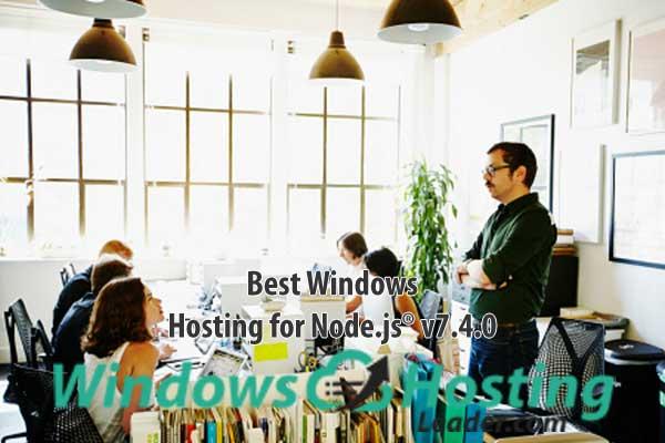 Best Windows Hosting for Node.js® v7.4.0
