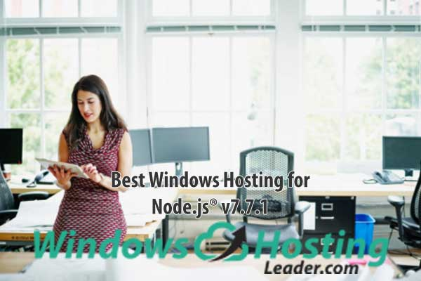 Best Windows Hosting for Node.js® v7.7.1