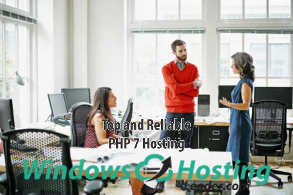 Top and Reliable PHP 7 Hosting