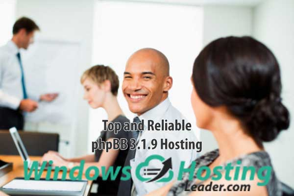 Top and Reliable phpBB 3.1.9 Hosting - Special Deals