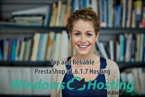 Top and Reliable PrestaShop v1.6.1.7 Hosting