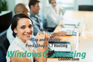 Top and Reliable PrestaShop v1.7 Hosting