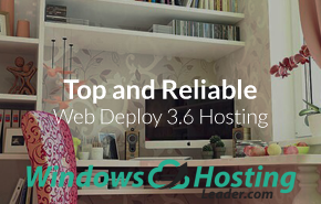 Top and Reliable Web Deploy 3.6 Hosting