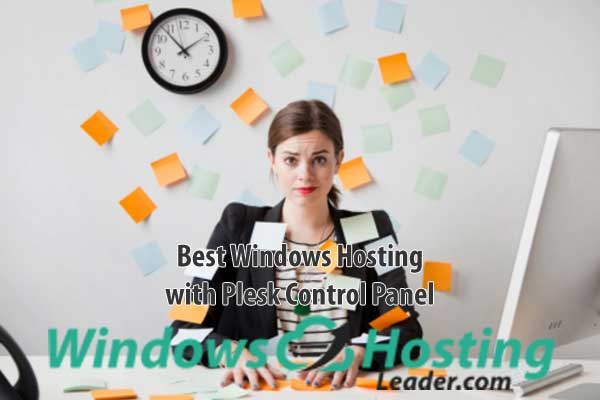 Best Windows Hosting with Plesk Control Panel