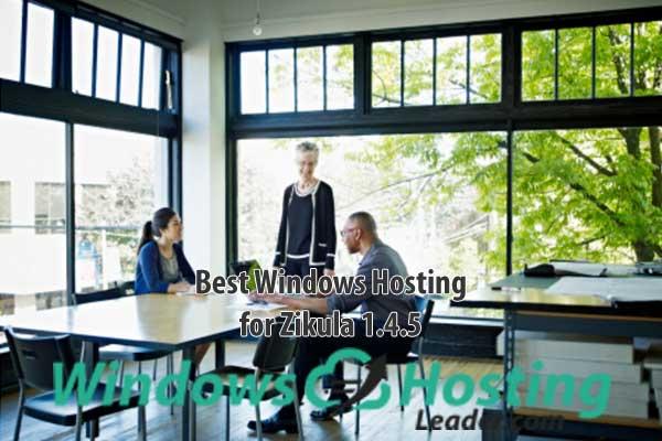 Best Windows Hosting for Zikula 1.4.5
