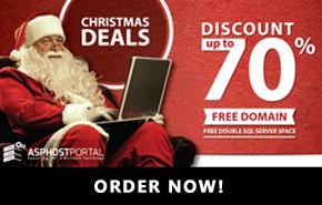 Best and Reliable Windows ASP.NET 5 Hosting - Christmas Eve Hosting Deals